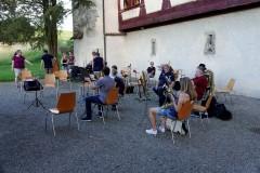 1. Juli 2020, Probeabend Blasorchester Winterthur