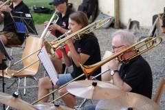 8. Juli 2020, Probeabend Blasorchester Winterthur