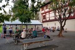 29. Juli 2020, Probeabend Blasorchester Winterthur