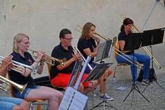12. August 2020, Probeabend Blasorchester Winterthur