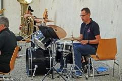 20. September 2020, Konzert Blasorchester Winterthur im Park Schloss Hegi
